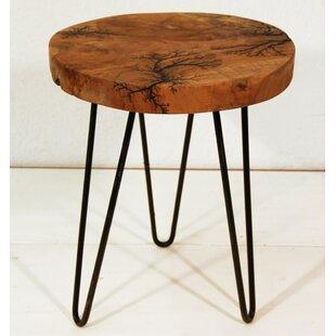 Side Table With Metal Legs | Wayfair.co.uk