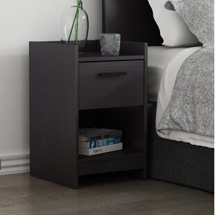 Parson 1 Drawer Nightstand by Turn on the Brights