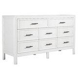 Aruba 8 Drawer Double Dresser by David Francis Furniture