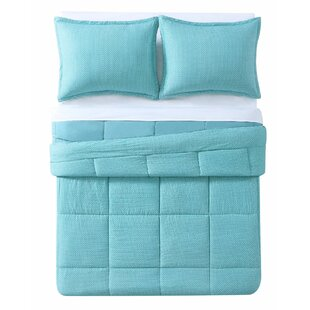 Ebern Designs Cerny 4 Piece Comforter Set