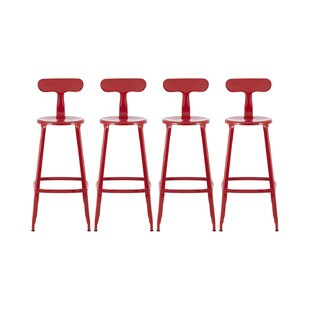 Goldenray Bar Stool (Set Of 4) By Williston Forge