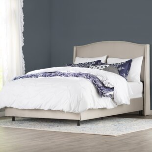 Buy luxury Emalie Upholstered Panel Bed by Willa Arlo Interiors Reviews (2019) & Buyer's Guide