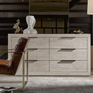 Bode 6 Drawer Double Dresser by Brayden Studio