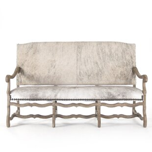 Artiaga Upholstered Bench by One Allium Way Purchase