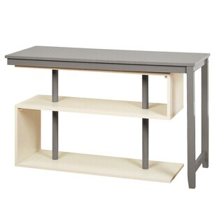 Brayden Studio Mattocks Swing L-Shape Writing Desk