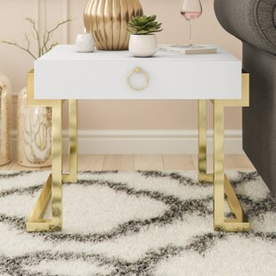 Highlawn End Table by Willa Arlo Interiors