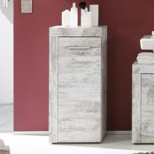 Partone 36 X 81cm Free-Standing Cabinet By Mercury Row