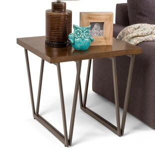 Sturgis End Table by Williston Forge