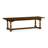 Churchman Chestnut Solid Wood Dining Table by Jonathan Charles Fine Furniture