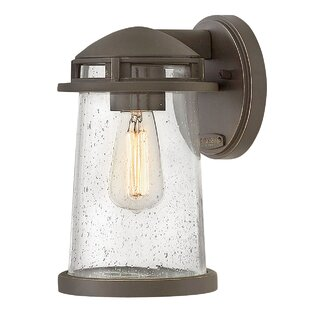 Breakwater Bay Deltona Outdoor Sconce