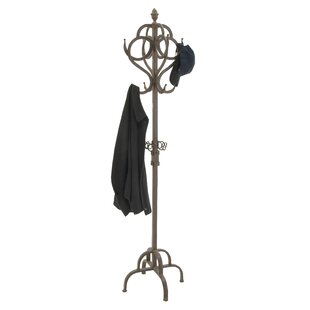Toscana Metal Coat Rack by Cole & Grey