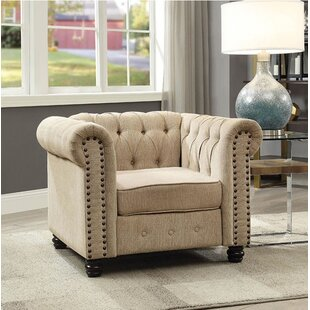 Darby Home Co Joice Chesterfield Chair