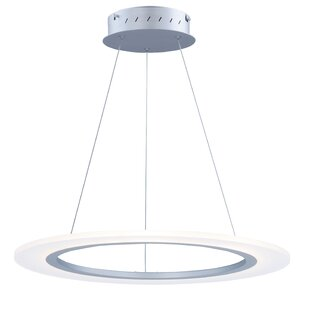 Orren Ellis Cassiopeia 1-Light LED Novelty Pendant