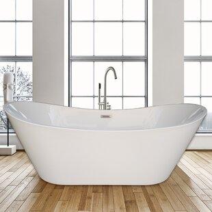 Oversized Bathtub Wayfair