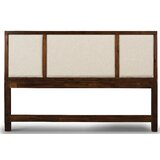 Robbinsdale Upholstered Panel Headboard by Wrought Studio™