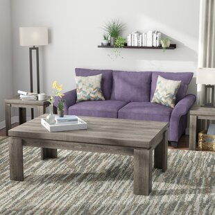 Norma 3 Piece Coffee Table Set Zipcode Design