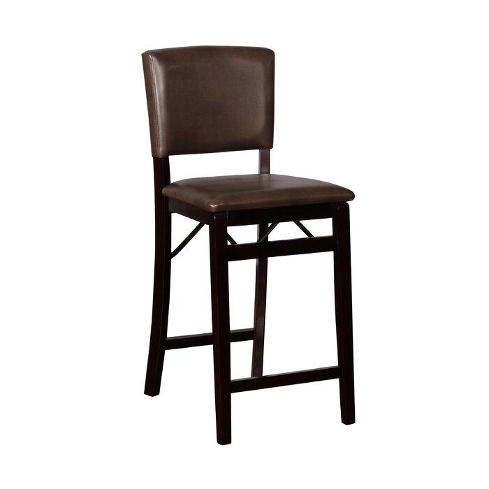 Awesome Caldwell Folding 25 Bar Stool Uwap Interior Chair Design Uwaporg
