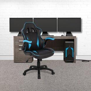 Anabella Ergonomic Gaming Chair By Mercury Row