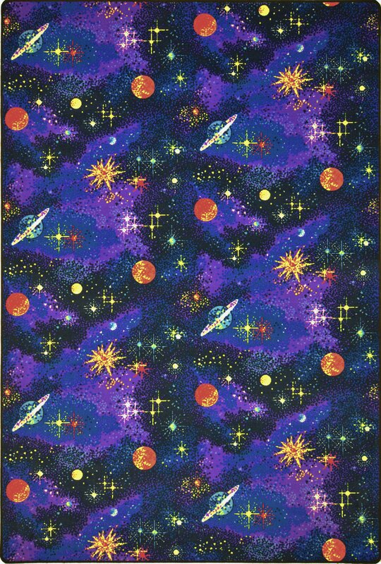 Joy Carpets Space Explorer Rug 12 x 18  Item# 10440