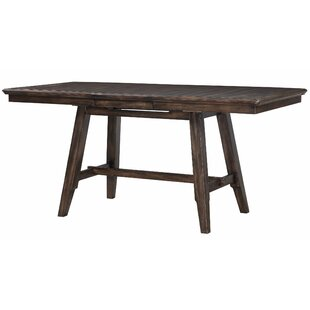 Gracie Oaks Cleve Extendable Dining Table