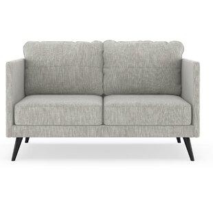 Corrigan Studio Crotts Loveseat