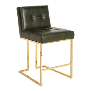 Goldfinger Counter Stool - Luggage Verde ..