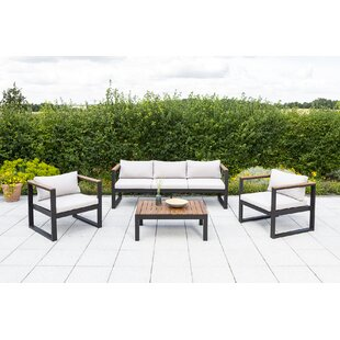 Luther 5 Seater Sofa Set (Set Of 4) Image