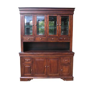 D-Art Collection Cambria China Cabinet