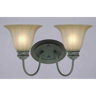 Westinghouse Lighting Giorgio 2 Light Vanity Light