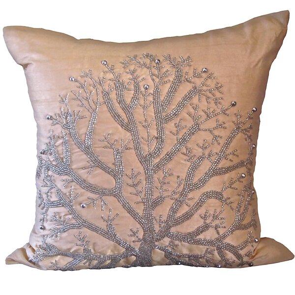 Debage Inc. Bling Wild Tree Throw Pillow & Reviews by Debage Inc.