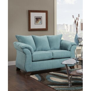 Norris Loveseat by Red Barrel ..