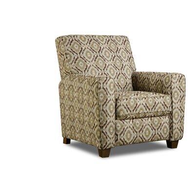 Hedy Manual Recliner Upholstery: Indira Sand by Brayden Studio