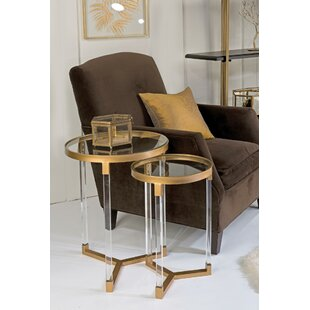 Kemah 2 Piece Nesting Tables