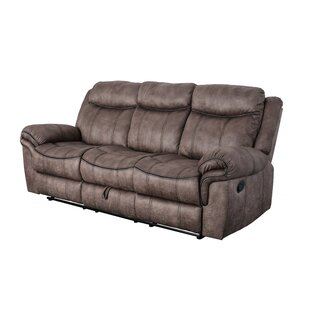 Compare Buckelew Reclining Sofa by Red Barrel Studio Reviews (2019) & Buyer's Guide