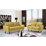 Erwica 2 Piece Living Room Set by Wrought Studio™