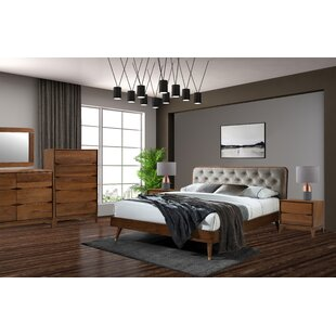 Madge Full Platform Configurable Bedroom Set
