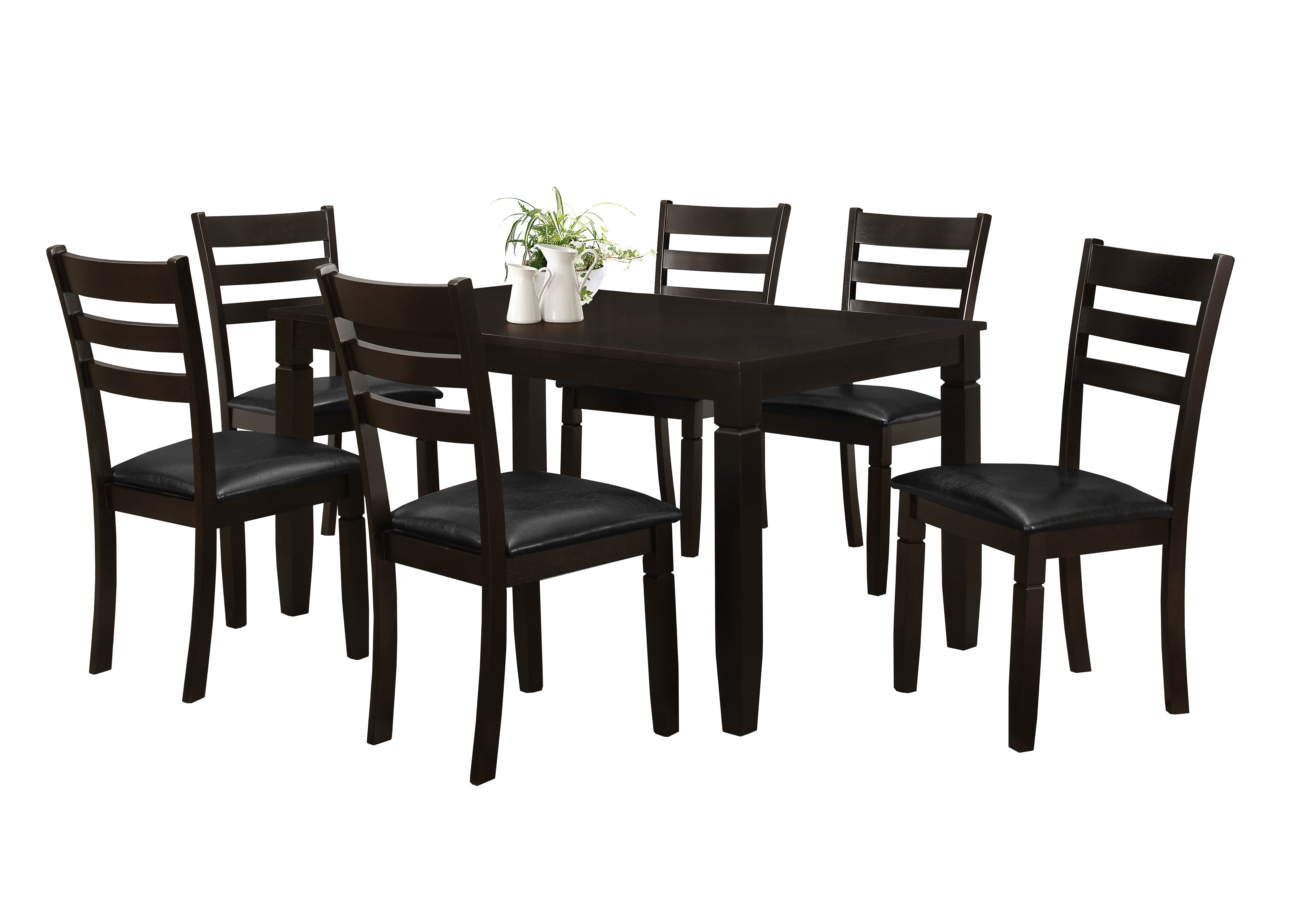 Red Barrel Studio Winnetka 7 Piece Dining Set Wayfair