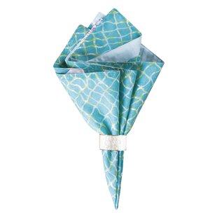 aqua napkins wayfair