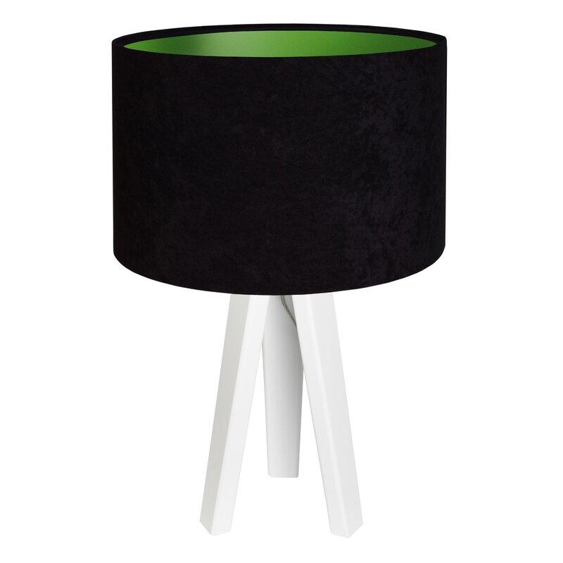 17 Stories Iniguez 45cm Tripod Table Lamp Wayfair Co Uk