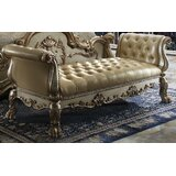 Dileo Faux Leather Bench by Astoria Grand