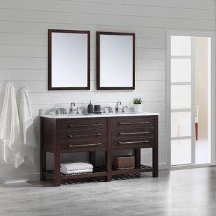 Harry 60 Double Bathroom Vanity Set by Ove Decors