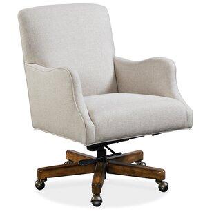Hooker Furniture Binx Ergonomic Genuine Leather Executive Chair