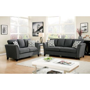 Compare prices Friedland 2 Piece Living Room Set by Red Barrel Studio Reviews (2019) & Buyer's Guide