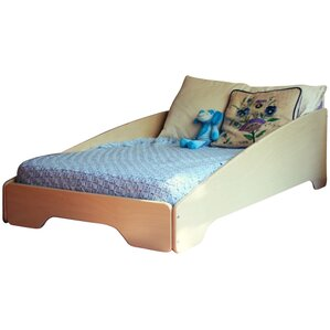 Zoom Toddler Platform Bed by Sodura