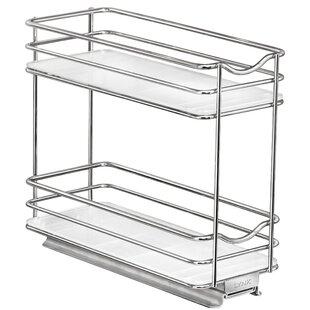 Professional® Slide Out Under Cabinet 20 Jar Spice Rack