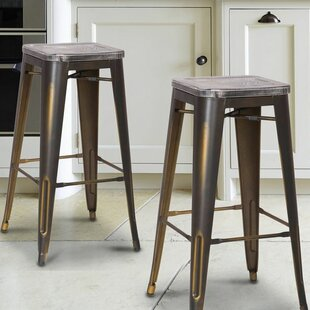 30 Bar Stool (Set Of 2) by Homebeez Top Reviews