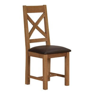 Vannie Solid Wood Dining Chair (Set Of 2) By Alpen Home