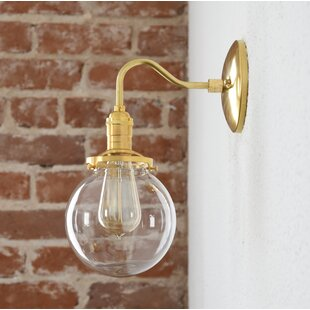 sconce replacement globes wayfair