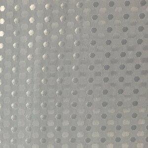 Charlesworth Waffle Fabric Weave Shower Curtain