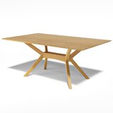Anacortes Maple Solid Wood Dining Table by Corrigan Studio®